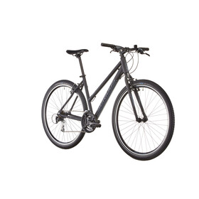 Serious Cedar Hybrid Bike Women Hybrid black